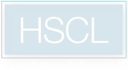 Hybrid Systems and Control Lab Logo